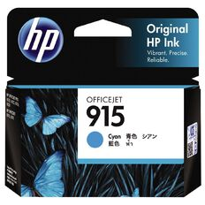 HP Ink 915 Cyan (315 Pages)