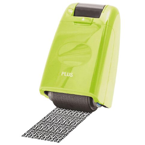 Plus Camouflage Roller Stamp Green