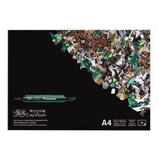Winsor & Newton Marker Paper Pad Bleedproof 50 Sheets A4