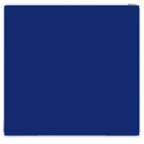 Boyd Visuals Pinboard 900 x 900mm Blue
