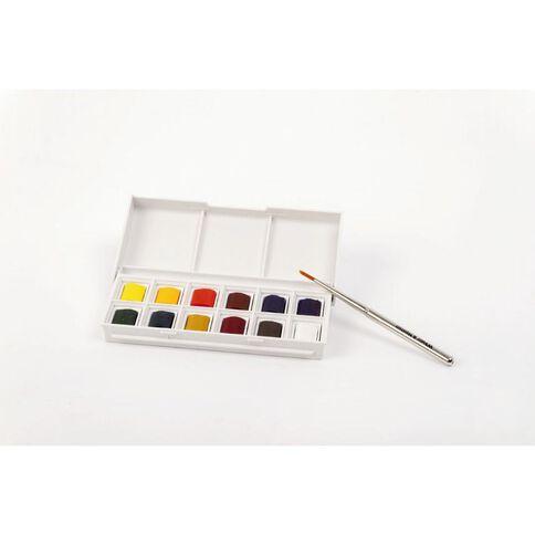 Winsor & Newton Cotman Watercolour Sketchers Box Multi-Coloured
