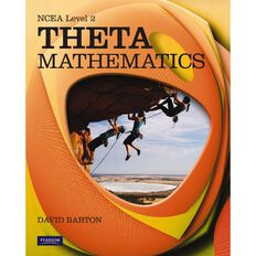 Ncea Year 12 Theta Mathematics Textbook