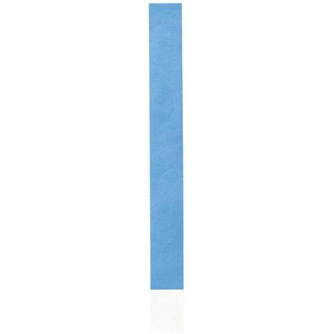 Impact Wristbands Blue 10 Pieces