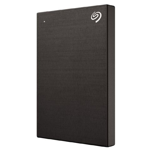 Seagate 2TB Backup Plus Slim Black