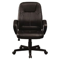 Workspace Valencia Midback Chair Black