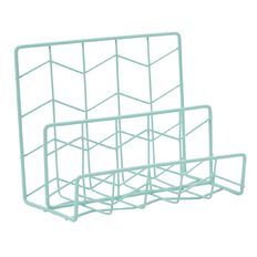 Uniti Wire Letter Rack Mint