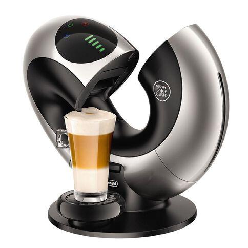 Nescafe Dolce Gusto Eclipse Coffee Machine Silver