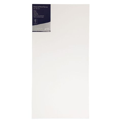 Uniti Platinum Canvas 18x36 Inches 380Gsm