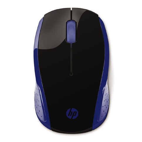 HP 200 Wireless Mouse Blue