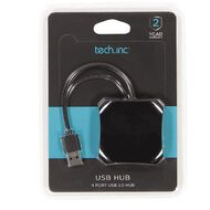 Tech.Inc 4 Port USB 3.0 Hub V2