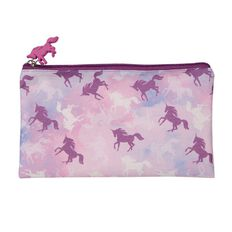 WS Pencil Case Flat Unicorn