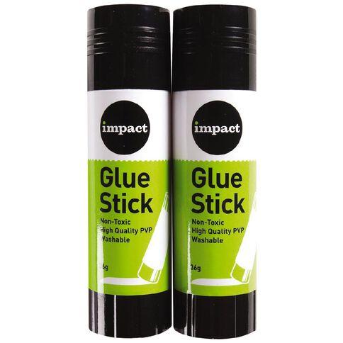 WS Glue Stick 36g 2 Pack