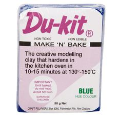 Du-kit Clay Blue 50g