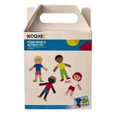 Kookie EVA Foam People Activity Kit