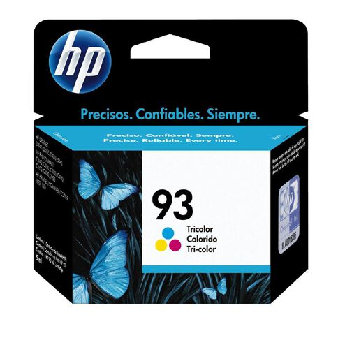 HP Ink Cartridge 93 Colour (220 Pages)