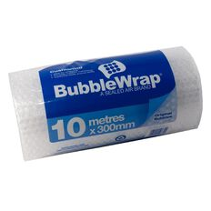 Bubble Wrap 300mm x 10m Clear
