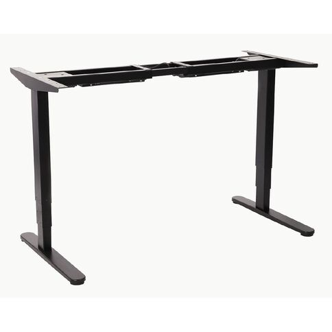 Workspace Office Brand Height Adjustable Desk 1800 White