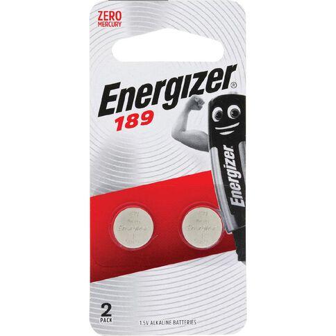 Energizer Batteries Calculator 189 2 Pack
