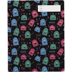 WS Book Sleeve Monsters 1B5