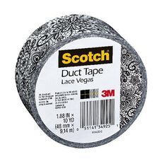 Scotch Duct Craft Tape 48mm x 9.14m Lace Vegas