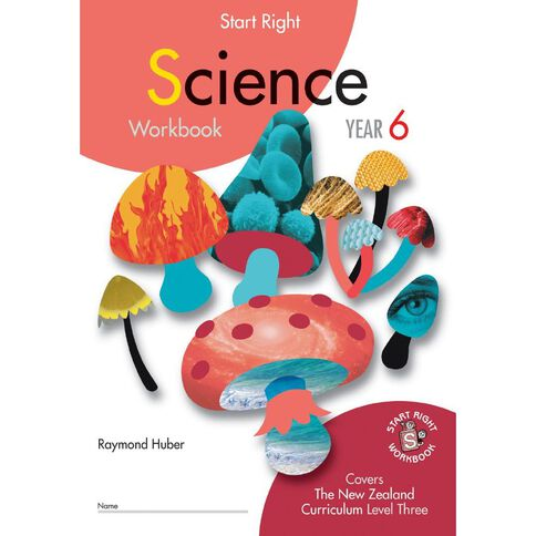 SR Year 6 Science Workbook
