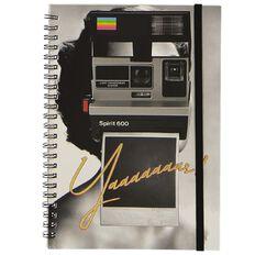 Banter Yaaaaas Spiral Notebook Foil A5