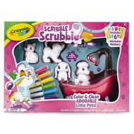 Crayola Scribble Scrubbies Pets Playset