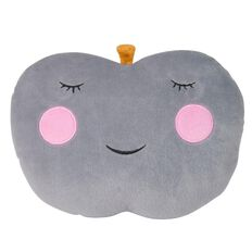 Kookie Apple Cushion Grey