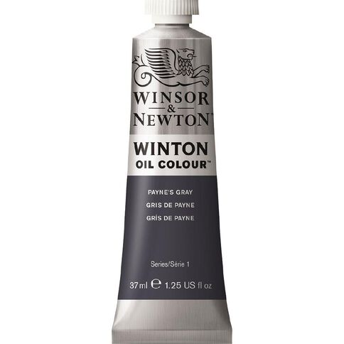 Winsor & Newton Winton Oil Paint 37ml Paynes Grey