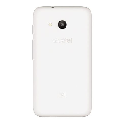 2degrees Alcatel Pixi 4X White