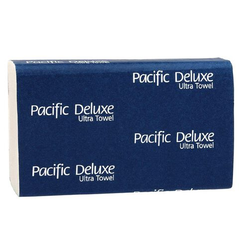 Pacific Hygiene Pacific Deluxe Ultra Towel 23.5 x 30.75cm 150 Sheets