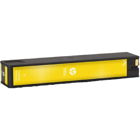 HP 993A PageWide Cartridge Yellow (8000 Pages)