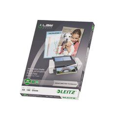 Leitz iLam Udt Lamination Pouches A5 80mic 100 Pieces Clear
