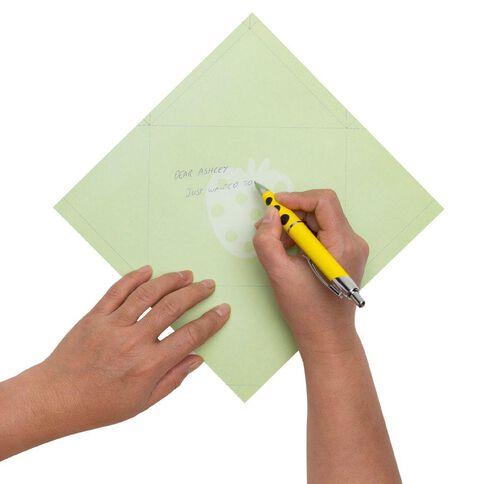 Kookie Block Diy Scribble & Fold Notes Pink