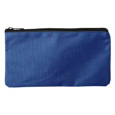 Impact Pencil Case Flat Plain Assorted