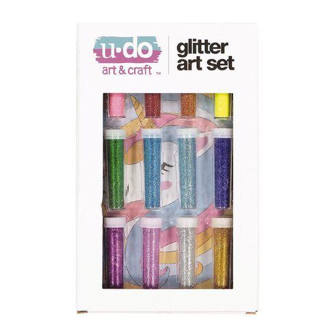 U-Do Glitter Art Set