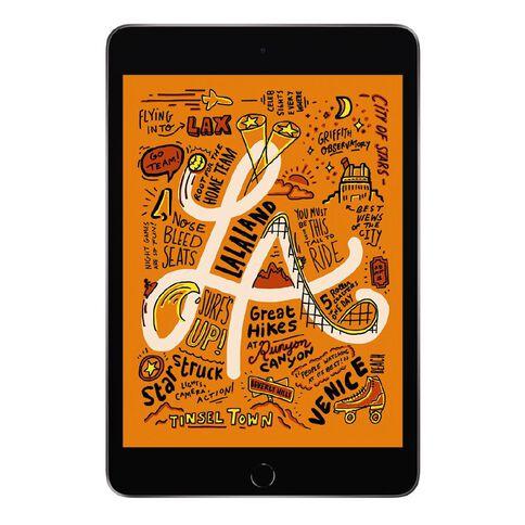Apple iPad mini Wi-Fi + Cellular 64GB Space Grey
