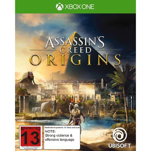 XboxOne Assassins Creed Origins