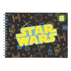 Star Wars Sketchpad A4