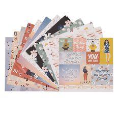 Uniti Empowerment Paper Pad 6x6 Inch