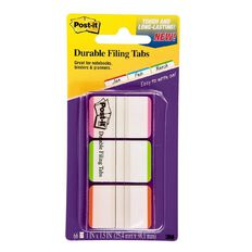 Post-It Tabs 686L-Pgo 25.4mm x 38.1mm Brights Assorted
