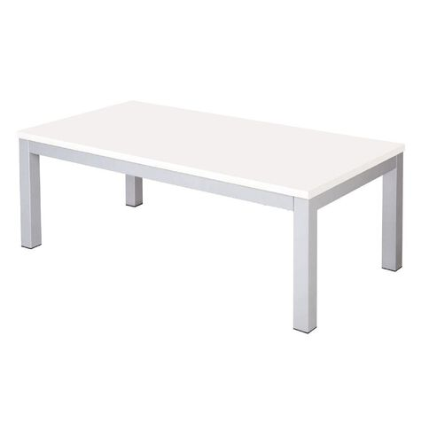 Cubit Coffee Table 1200 White