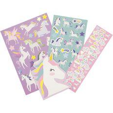 Kookie Sticker Album Pack Unicorn