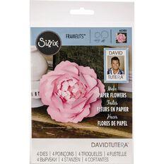Sizzix Peony Flower Die 10in x 10in