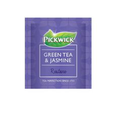 Pickwick Pickwick Restore Green Tea And Jasmine Teabags 20 Pack
