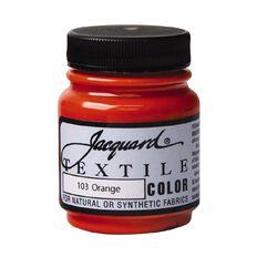 Jacquard Textile Colours 66.54ml Orange