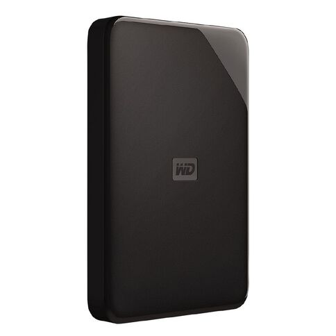 Western Digital Elements SE Portable 1TB USB 3.0 External HDD
