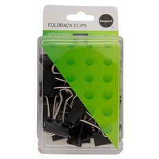 Impact Foldback Clips 19mm 30 Pack