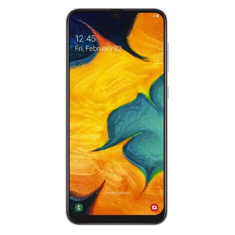factory price 95ddf e5091 Spark Samsung Galaxy A30 White | Warehouse Stationery, NZ