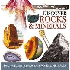 Wonders of Learning Discover Rocks & Minerals